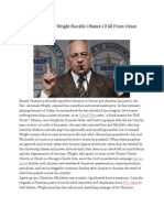 20-09-11 The Rev. Jeremiah Wright Recalls Obama's Fall From Grace
