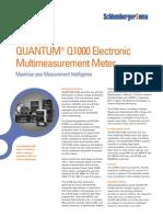Q1000 Product Sheet