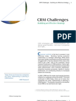Crm Challenges