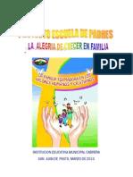 2010 Proyecto Escuela de Padres