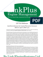 LinkPlus V14 Manual