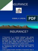 1. Insurance