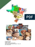 Reportagens para a pasta temática de geografia