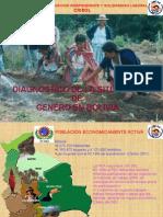 Diagnóstico Género en Bolivia - CRISOL