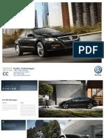 2012 Volkswagen CC For Sale NC | Volkswagen Dealer Near Charlotte