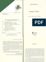 Lippman 2010 -Opinião Publica - 1 Cap