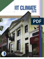 Lawsuit Climate Report