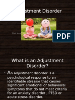 Adjustment Disorder