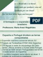 A Forma o e a Expans o Do Territ Rio Brasileiro