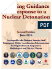 Planning Guidance for Response to a Nuclear Detonation-2nd Edition FINAL