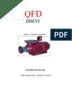 QFD Ödev
