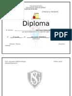 Diploma Fatima