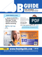 The Job Guide Volume 23 Issue 19 OK