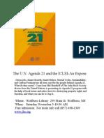 Agenda 21 Flyer for Wolfboro
