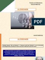 Clase Alzheimer y Epilepsia