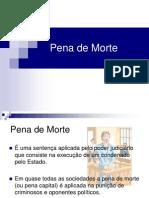 Pena de Morte- Claudia Santos