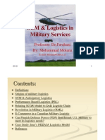 SCM & Logistic in Military