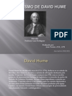 O Empirismo de David Hume-1