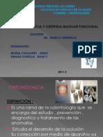 Ortopedia y Ortodoncia