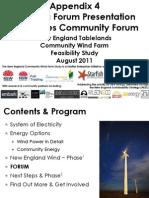 Appendix 4 ~ PlanningForumPresentation_GlenInnesCommunityForum