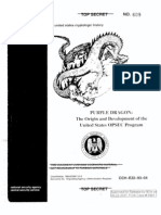 US Cryptologic History Series VI, Vol. 2 - Purple Dragon