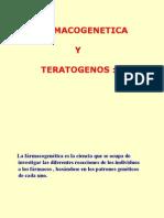 Farmacogenetica y Proyecto Genoma