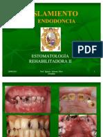 aislamiento en endodoncia