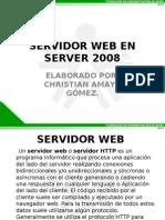 Servidor Web en Server 2008