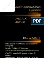 Locally Advanced Breast Carcinoma
