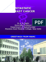 Metastatic Breast Cancer 7