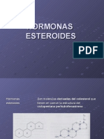 HORMONAS   ESTEROIDES