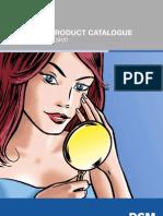 Product Catalogue DCM