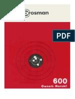 600 Owner's Manual