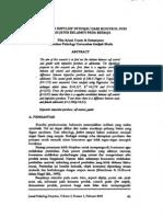 Jurnal Psikologi Proyeksi - Vol.3, No.1, Feb 2008