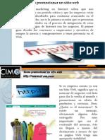 Como Promocionar un Sitio Web