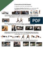 Circuit Training Workout #25