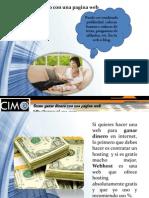Como Ganar Dinero con Una Página Web