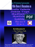 Jiddu Krishnamurti - The Pathless Path