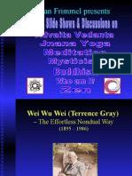 Wei Wu Wei (Terrence Gray) - The Effortless Way