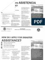 9 13 11 FEMA Assistance App One-Pager