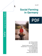 Social Farming in Germany - Manual
