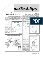 Ford Egr Valves