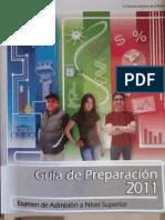 Guia de Preparacion IPN 2011-2012