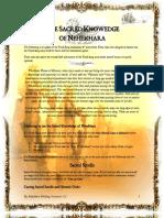 Sacred Knowedge of Nehekhara