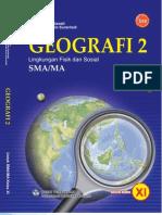 buku geografi X