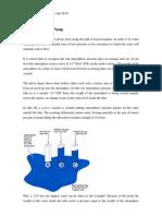 Basic Theory of Pump