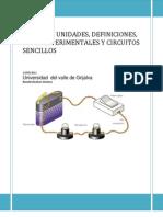 ENSAYO UNIDAD 1 Circuitos Electricos