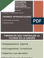 Farmaco Coagulacion