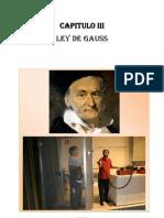 Capitulo III. Ley de Gauss