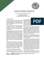 PSICOMOTRICIDAD Y EUTONIA